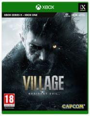 Capcom Resident Evil Village igra (Xbox Series X in Xbox One)