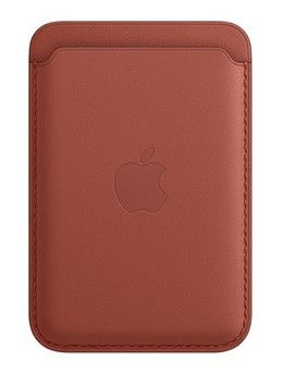 Apple iPhone Leather Wallet with MagSafe - Arizona (MK0E3ZM/A)