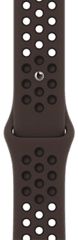 Apple 44mm Ironstone/Black Nike Sport Band - Regular MJ6M3ZM/A