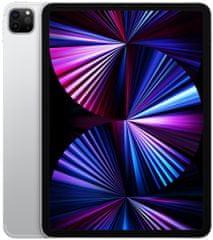 """Apple iPad Pro 11"""" 2021, Cellular, 2TB, Silver (MHWF3FD/A)"""