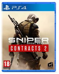 CI Games Sniper Ghost Warrior Contracts 2 igra (PS4)