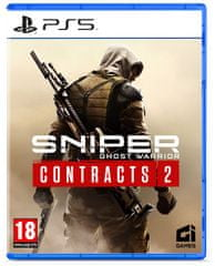 CI Games Sniper Ghost Warrior Contracts 2 igra (PS5)