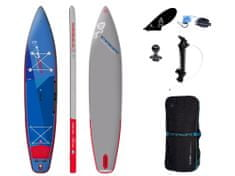 Starboard Touring Deluxe Double Chamber sup deska, 427 x 76 x 15 cm