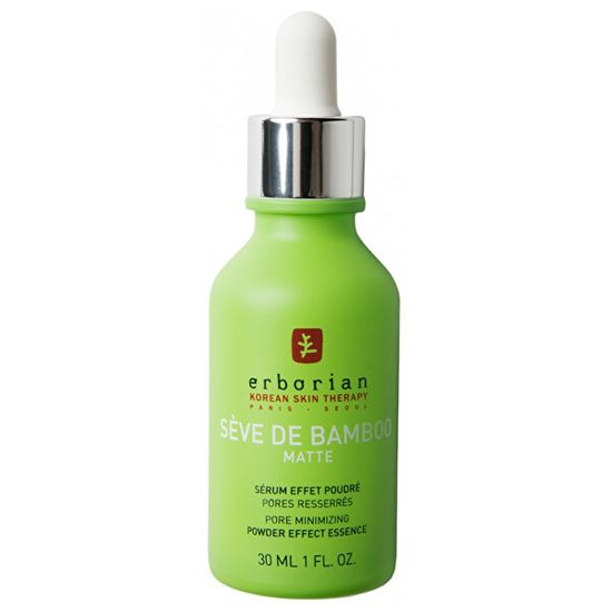 Erborian Mattító szérum kombinált és zsíros bőrre Seve De Bamboo Matte (Powder Effect Essence) 30 ml