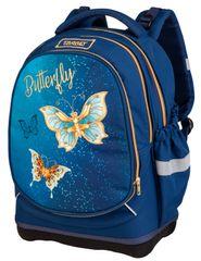 Target Superlight 2 Face Petit ruksak, Water Butterfly (26919)