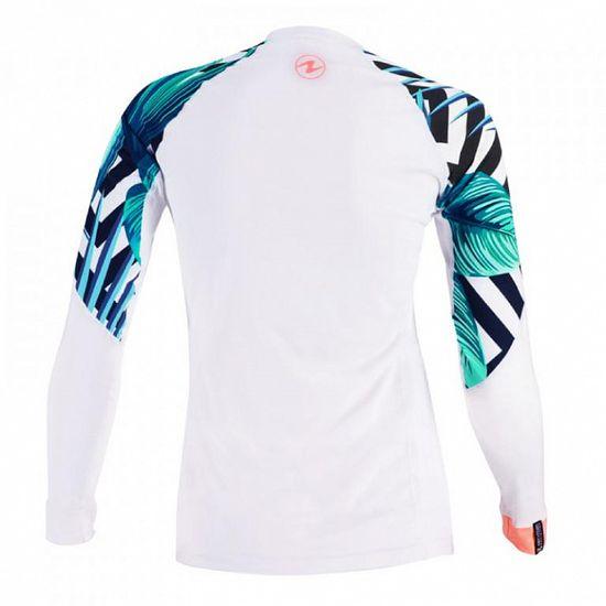 AQUALUNG Dámske lycrové tričko RASH GUARD Xscape, dlhý rukáv