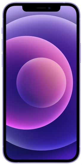 Apple iPhone 12, 64GB, Purple