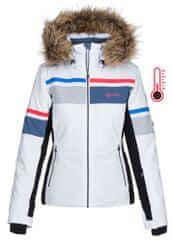 Kilpi Dámská zimní lyžařská bunda KILPI ANIELA-W bílá 44