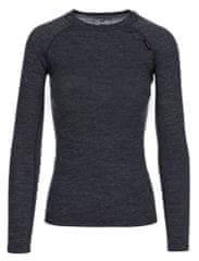Kilpi Dámské funkční triko KILPI PATTON-W tmavě šedá 44