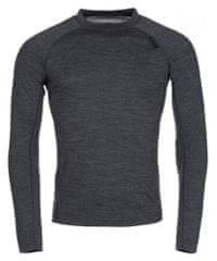 Kilpi Pánske funkčné tričko Kilpi PATTON-M tmavo sivá 3XL