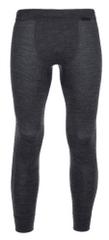 Kilpi Pánske termo nohavice Kilpi SPANCER-M tmavo sivá M