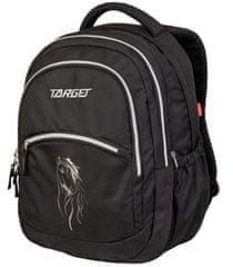 Target 2 u 1 Curved ruksak, Black Stallion (26944)