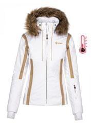 Kilpi Dámská zimní lyžařská bunda KILPI MIRSEL-W bílá 44