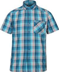 Regatta Pánska košeľa Regatta Kalambo V modrá XL