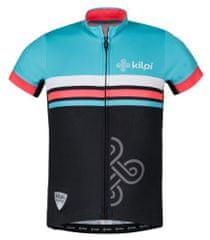 Kilpi Dívčí teamoý cyklistický dres KILPI CORRIDOR-JG modrá 110_116