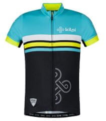 Kilpi Chlapecký týmový cyklistický dres KILPI CORRIDOR-JB modrá 152