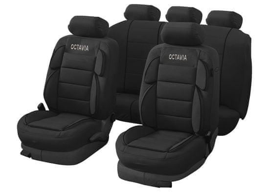 Cappa OCTAVIA LUXURY üléshuzatok fekete