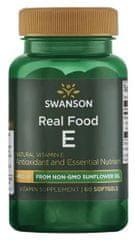 Swanson Real Food E 60kapsúl