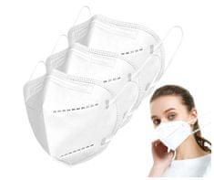 Zaščitne maske FFP2 po standardu EN 149, 10kos