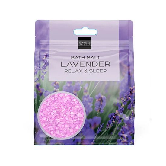 Gabriella Salvete Sůl do koupele Lavender Relax & Sleep (Bath Salt) 80 g