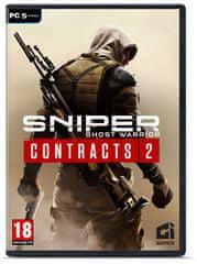 CI Games Sniper Ghost Warrior Contracts 2 igra (PC)