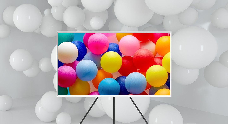 samsung tv televízió qled 8K 2021 4K Quantum Dot 100 %-os színtérfogat