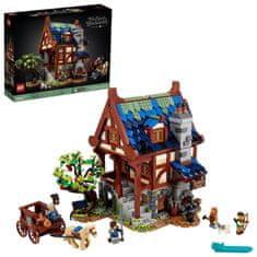Ideas 21325 Středověká kovárna