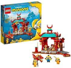 LEGO Minions 75550 Minionski kung-fu dvoboj