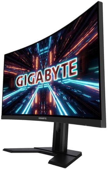Gigabyte G27QC A VA QHD monitor, ukrivljen