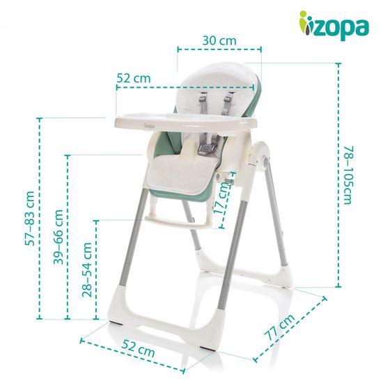 ZOPA krzesło Ivolia