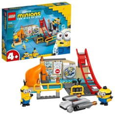 LEGO Minionki 75546 Minionki w laboratorium Gru