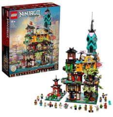 LEGO Ninjago 71741 NINJAGO City mestni vrtovi