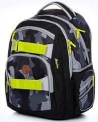 Karton P+P OXY Style Dark camo šolski nahrbtnik
