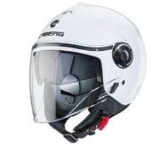 Caberg Helma na moto Riviera V4 white vel. S