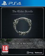 Bethesda Softworks The Elder Scrolls Online - Blackwood Collection (PS4)