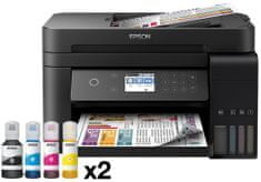 Epson brizgalni tiskalnik EcoTank ITS L6170(C11CG20402)