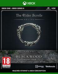 Bethesda Softworks The Elder Scrolls Online - Blackwood Collection igra (Xbox One in Xbox Series X)