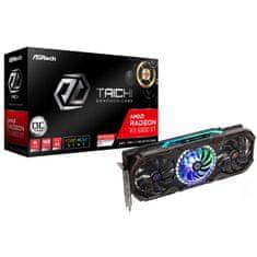 ASRock Radeon RX 6800 XT Taichi X 16GB GDDR6 OC USB-C grafična kartica (RX6800XT TCX 16GO)