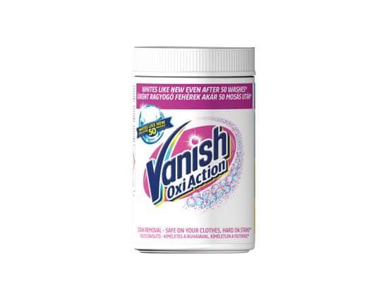 Vanish Oxi Action prašek za beljenje in odstranjevanje madežev, 625 g