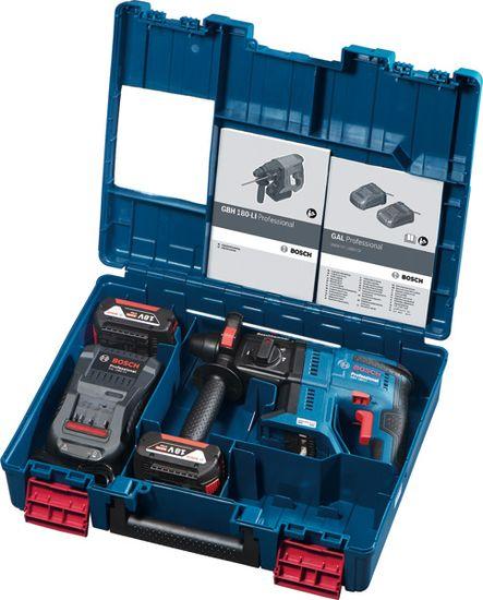 BOSCH Professional GBH 180 LI akumulatorsko vrtalno kladivo (0611911121)