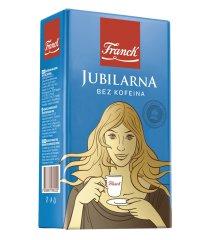 Franck Jubilarna kava brez kofeina, 250 g