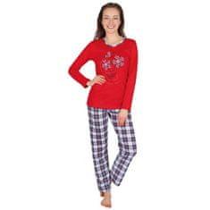 Evona Dámské pyžamo WENDY BASS (Velikost S)
