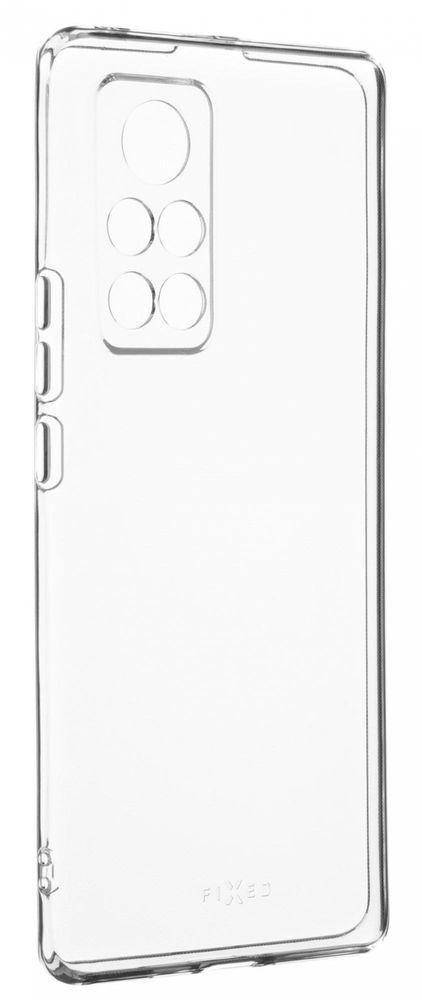 FIXED TPU gelové pouzdro pro Honor V40 FIXTCC-698, čiré