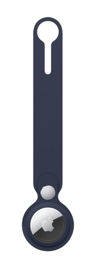 Apple AirTag Loop obesek za ključe, Deep Navy (MHJ03ZM/A)