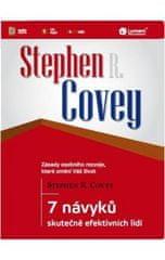 Covey Stephen R.: 7 návyků skutečně efektivních lidí - MP3-CD
