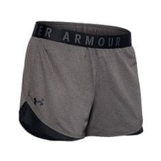 Under Armour Play Up Shorts 3.0-GRY, Play Up Shorts 3.0-GRY | 1344552-090 | XS