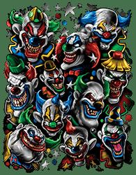 BrinX.cz Horror Clowns - nové tričko s licenčním potiskem