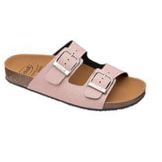 Scholl Zdravotná obuv - Green Mälaren RecPET-W - Glittered Pink (Veľkosť 39)