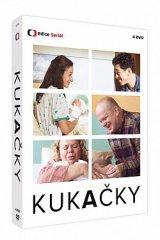 Kukačky (4DVD) - DVD