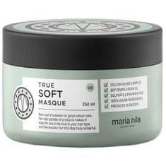 Maria Nila Hydratačná maska s arganovým olejom na suché vlasy True Soft (Masque) 250 ml